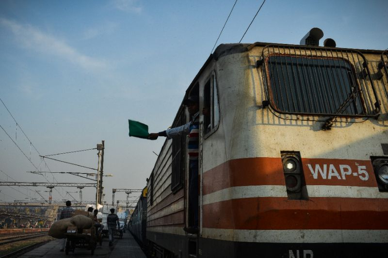 New Delhi-Amritsar Express Becomes First Indian Train To Have CCTV Surveillance Cameras