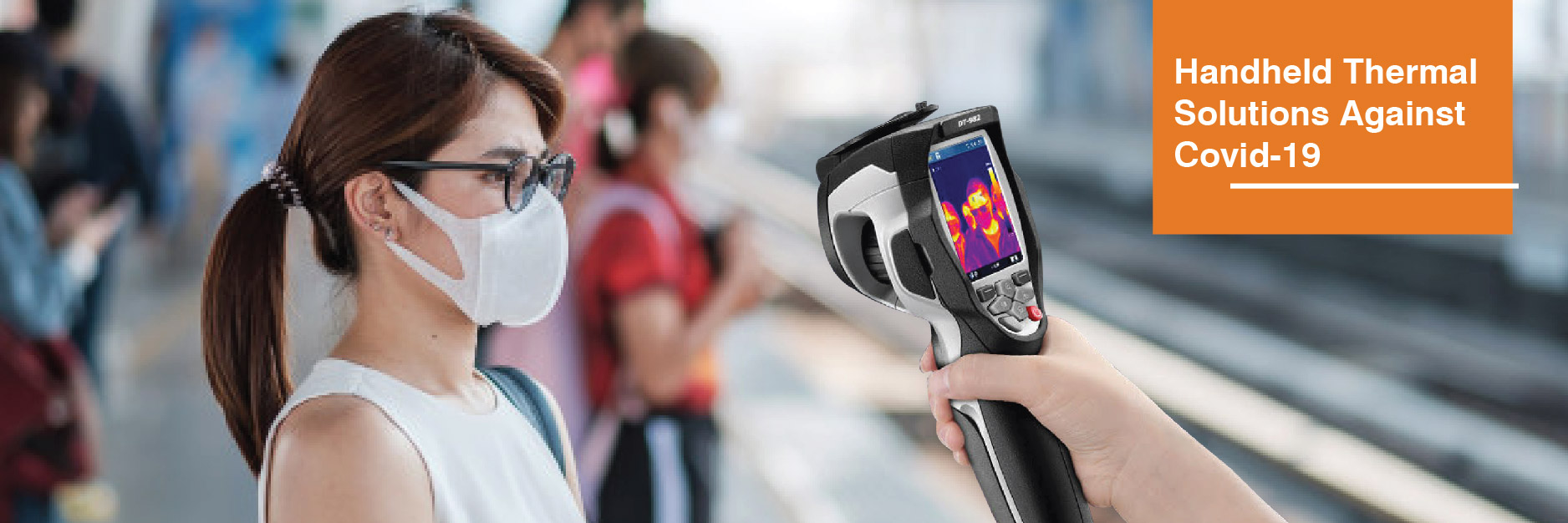 Thermal Detector and Handheld Thermal Scanner
