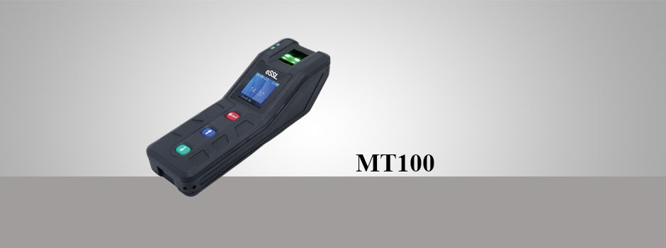 eSSL-MT100 Biometric Time and Attendance System
