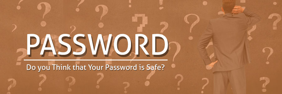 Passwords - A thing of the past