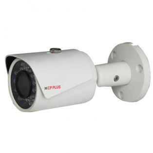 CP Plus 1 Megapixel High Resolution Night Vision Bullet CCTV Camera - CP-UNC-TA10L3S