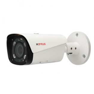CP Plus High Defination 1.3 Megapixel Vari focal Night Vision Bullet CCTV Camera - CP-UNC-TB13FL6-MS