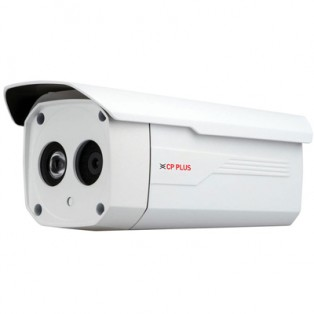 CP Plus High Defination 2 Megapixel Dual Stream Night Vision Bullet CCTV Camera - CP-UNC-TA20L4S