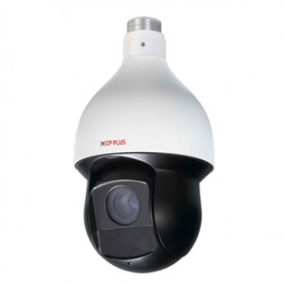 CP Plus High Defination 2 Megapixel Pan Tilt Zoom IR CCTV Camera with Powerful and Digital Zoom - CP-UNP-2020TL10-P