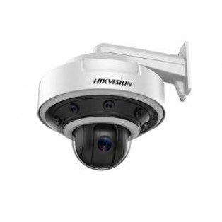 Hikvision PanoVu series 360°Panoramic+PTZ Camera - DS-2DP1636Z-D