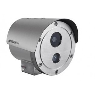 Hikvision 4 MP Explosion-Proof Network Bullet Camera - DS-2XE6242F-IS/316L