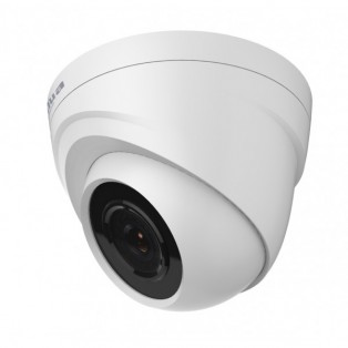 Dahua 1 Megapixel High Defination Night Vision Dome CCTC Camera - DH-HAC-HDW1100RP-0360B