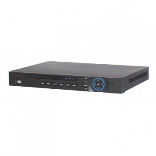 Dahua 8 Channel Tribid Analog Video Recorder with Dual Stream Video Compression - HCVR5208A-V2