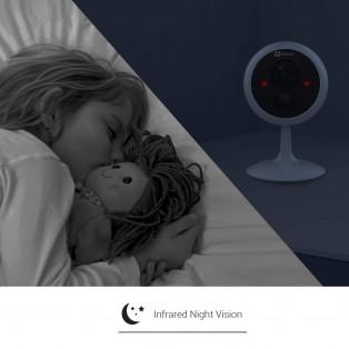 Ezviz C1C 1080p Indoor Internet Wi-Fi Camera for Home
