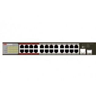 Hikvision Unmanaged PoE Switch - DS-3E0326P-E/M