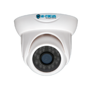 Hi-focus 1MP HD Dome CCTV Camera - HC-AHD-DM13N2