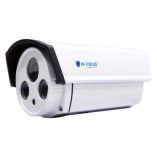 Hi-focus 1MP High Definition Bullet CCTV Camera - HC-AHD-TM10A6