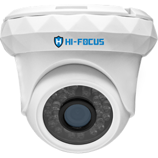 Hi-focus 1MP HD Dome CCTV Camera - HC-CVI-DM10N2