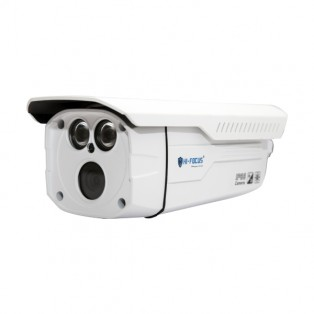 Hi-focus 2MP High Defination Bullet CCTV Camera - HC-CVI-T2200DP-SL