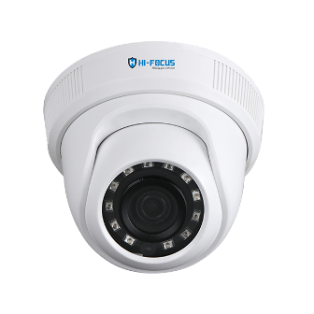 Hi-focus 1.3MP HDCVI Dome CCTV Camera - HC-D1300N2