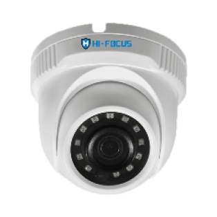 Hi-focus 2 MP High Definition IP Dome CCTV Camera - HC-IPC-D2200S