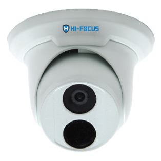 Hi-focus 3Megapixel High Defination Dome CCTV Camera - HC-IPC-D4213