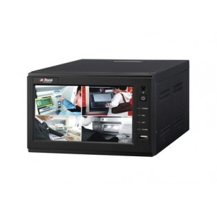 Dahua 4 Channel Analog Video Recorder which supports All types of cctv cameras- DVR-0404AS-VD