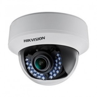 Hikvision DS-2CE56D1T-(A)VFIR HD 2MP Night Vision Analog Dome CCTV Camera