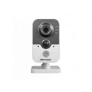 Hikvision DS-2CD2412F-I(W) HD 1.3 MP Night Vision Cube Baby Monitoring CCTV Camera