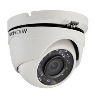 Hikvision DS-2CE56D1T-IRM HD 2MP Night Vision Analog Dome CCTV Camera
