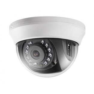 Hikvision DS-2CE56D1T-IRMM 1MP Night Vision Analog Dome CCTV Camera