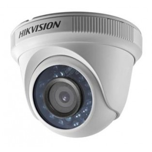Hikvision DS-2CE56D1T-IRP HD 2MP Night Vision Analog Dome CCTV Camera