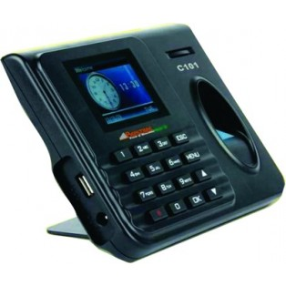 Realtime Fingerprint Time and Attendance Access Control Device with RFID Card Reader - EcoS C101