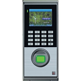 Realtime Fingerprint Time and Attendance Biometric System - T13