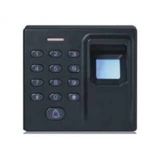 Realtime Fingerprint Time & Attendance Access Control Biometric System with Optical Sensor - TD-1D
