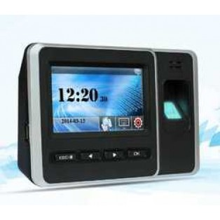 Realtime T Pad Fingerprint Time and Attendance Access Control Device