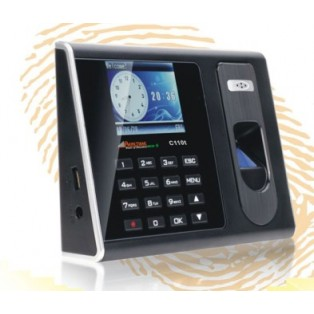 Realtime Time and Attendance Fingerprint Biometric Access Control Lock- EcoS C110t