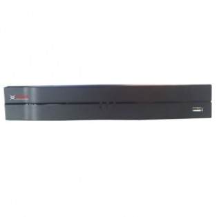 CP PLUS 8 Channel Tribrid Digital Video Recorder for CCTV Cameras with 720p Realtime Live View - UVR-0801C1
