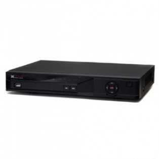 CP PLUS 4 Channel Network Video Recorder for IP CCTV Camera with 1080p Realtime Live View - UNR-404T1