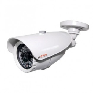CP PLUS 1 Megapixel Fixed Lens Night Vision Bullet CCTV Camera - CP-EAC-TY70ML2D-E