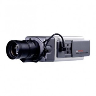CP PLUS 1 Megapixel High Resolution Box CCTV Night vision Camera - CP-EAC-BY70MW-E