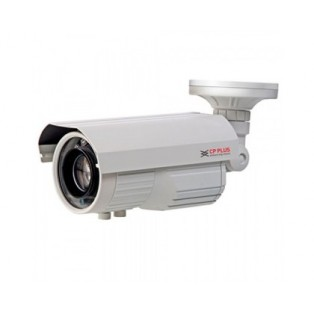 CP PLUS 1 Megapixel Varifocal Analog High Resolution Bullet CCTV Camera - CP-EAC-TY70MVFL8