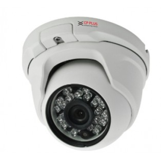 CP Plus 700 TVL High Resolution Analog Dome CCTV Camera - CP-QAC-VY70ML2
