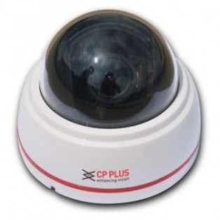 CP Plus Analog Dome High Resolution 700 TVL CCTV Camera - CP-QAC-DY70M