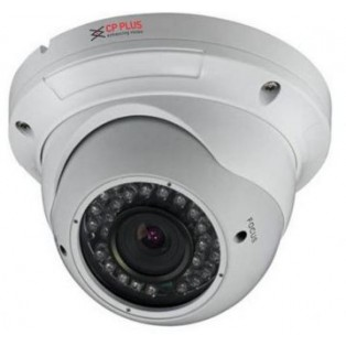 CP Plus High Resolution 1 Megapixel Vari Focal Dome CCTV Camera - CP-EAC-DY70MVFL3W-E