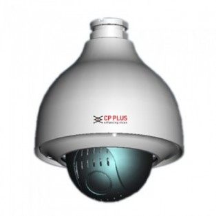 CP Plus 1 Megapixel 360 Degree Night vision CCTV Camera with Optical and Digital Zoom - CP-UVP-1213E