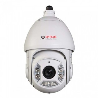 CP Plus 1.3 Megapixel High Defination Night vision PTZ CCTV Camera with Optical Zoom - CP-UVP-2013L10