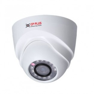 CP Plus 2 Megapixel High Defination Night Vision Real Time Transmission CCTV Camera - CP-UVC-D1100L2-A