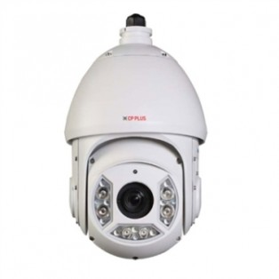CP PLUS  High Defination 3 Megapixel Pan Tilt Zoom Night Vision 360 degree Rotate CCTV Camera - UNP-2013TL10