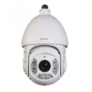CP PLUS High Defination 360 Degree Network IP PTZ CCTV Camera with Optical Zoom - UNP-3020TL10