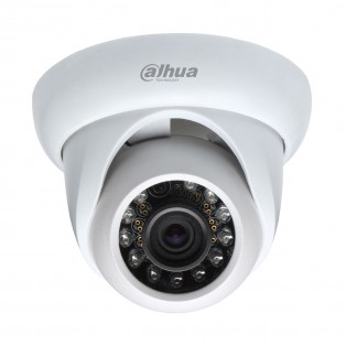 Dahua 1 Megapixel High Resolution Night Vision Dome CCTV Camera - CA-DW181FP-IN