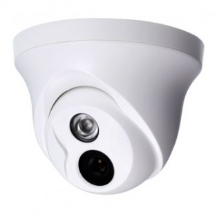 Dahua 1 Megapixel Night Vision Dome High Resolution CCTV Camera - CA-DW191HP-IN