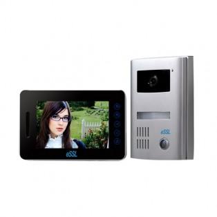 eSSL Electric Lock Video Door Phone - A4-E8BC-M1ACMMS