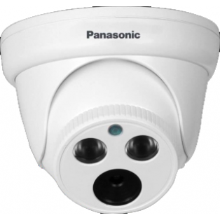 Panasonic Analog 1.3 Megapixel Indoor Night Vision Dome CCTV Camera - PI-HFN103AL