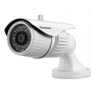 Panasonic High Defination Analog Indoor Night Vision Bullet CCTV Camera - PI-HPN103L